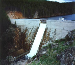 Figure 49: Tie Hack Dam